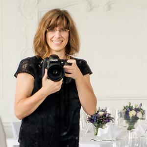 Blog der Münchner Hochzeitsfotografin Martina Rinke bio picture